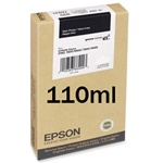 Epson T611800 110ml Matte Black Ink Cartridge for 7800,7880,9800 and 9880