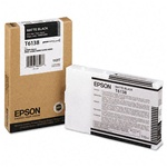 Epson T613800 110ml Matte Black Ink for 4880 and 4800