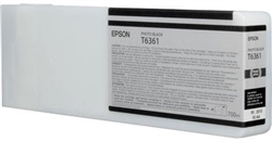 Epson T636100 700ml Photo Black Ink for 7900, 9900, 7890 and 9890