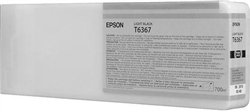 Epson T636700 700ml Light Black Ink for 7900, 9900, 7890 and 9890