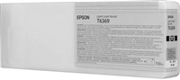 Epson T636900 700ml Light Light Black Ink for 7900, 9900, 7890 and 9890
