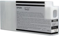 Epson T642100 150ml Photo Black Ink