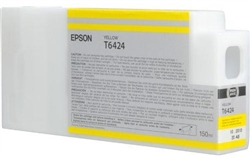 Epson T642400 150ml Yellow Ink for 7900, 9900, 7890 and 9890