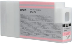 Epson T642600 150ml Vivid Light Magenta Ink for 7900, 9900, 7890 and 9890
