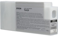 Epson T642900 150ml Light Light Black Ink for 7900, 9900, 7890 and 9890