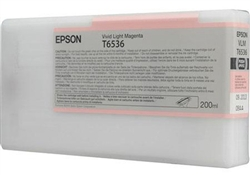 Epson T653200 200ml Vivid Light Magenta Ink for 4900