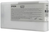 Epson T653700 200ml Light Black Ink for 4900