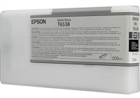 Epson T653800 200ml Matte Black Ink for 4900