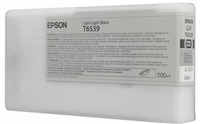 Epson T653900 200ml Light Light Black Ink for 4900
