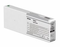 Epson T804700 700ml Light Black Ink