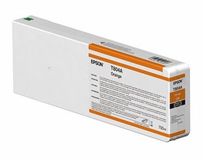 Epson T804A00 700ml Orange Ink