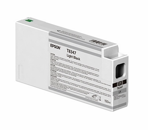 Epson T834700 150ml Light Black Ink