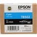 Epson T8502 80ml Cyan Ink for the SureColor P800