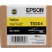 Epson T8504 80ml Yellow Ink for SureColor P800