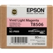 Epson T8506 80ml Vivid Light Magenta Ink for SureColor P800