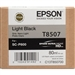 Epson T8507 80ml Light Black Ink for SureColor P800