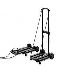 Three Way Luggage Dolly Cart 150lb Capacity