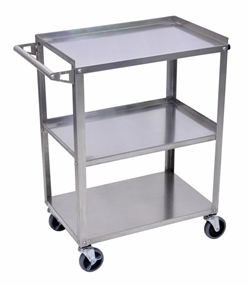 300lb Stainless Steal Utility Cart