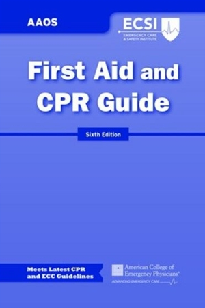 64-Page First Aid Guide