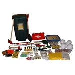 School 4 Person Search and Rescue Emergency Kit