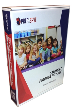 School Deluxe Student Emergency Kit