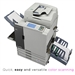 Riso ComColor High-Speed Scanner HS5000