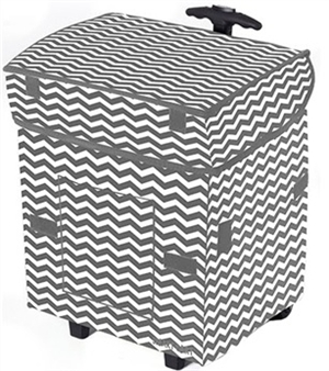 Smart Cart Folding Cart - Chevron