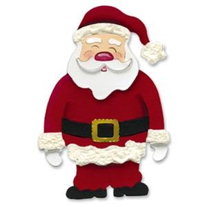 Sizzix Originals Die - Santa Claus