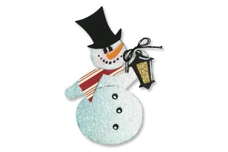 **Disontinued**Sizzix Originals Die - Snowman #3