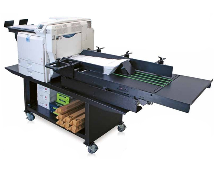 Xante Impressia Digital Press System with Feeder, Stand and Conveyor
