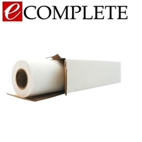 "Epson S042336 Hot Press Bright Fine Art Paper, 60"" x 50 ft, Bright White, Roll"