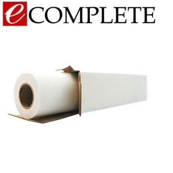 "Epson S045250 Exhibition Canvas Satin 24"" x 40' foot roll"