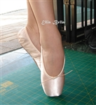 Ballet Pointe shoes- Ellis Bella Classic-Pro Hard Satin ballet Pointe shoes