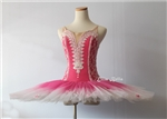Ballet performance tutu -- Performance quality in cherry blossom pink for girl to adult