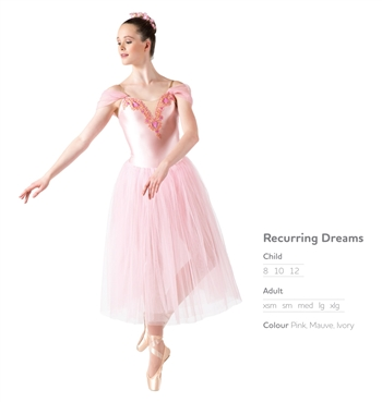 RomanticTutu -- Recurring dreams