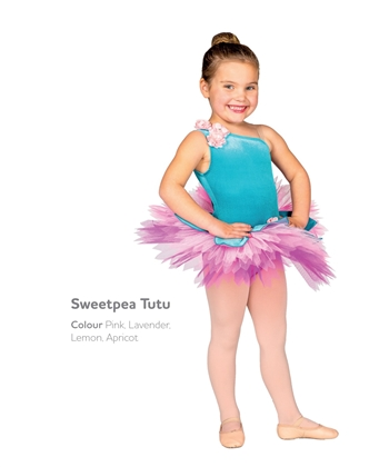 Children's tutu --Sweetpea Tutu