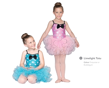 Children's tutu -- limelight tutu