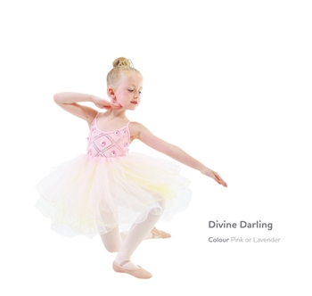 Children's tutu -- Divine Darling