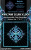 KwiltArt Celtic Clock