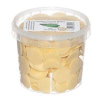 200g Cocoa Butter Buttons (Organic)