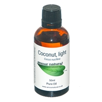 Coconut light - 50ml