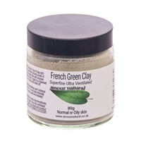 80g French Green Clay