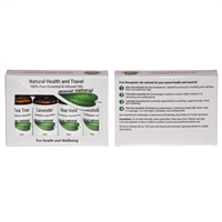 Natural Health and Travel Box Set