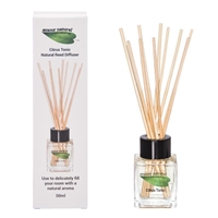 Citrus Tonic Reed Diffuser, 50ml