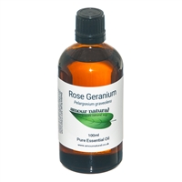 Rose Geranium - 100ml