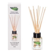 Rhubarb and Ginger Reed Diffuser, 50ml