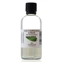 Frankincense and Myrrh Reed Diffuser Refill, 100ml