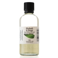 Rhubarb and Ginger Reed Diffuser Refill, 100ml