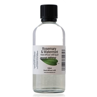 Rosemary and Watermint Reed Diffuser Refill, 100ml
