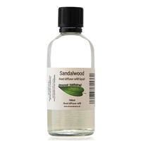 Sandalwood Reed Diffuser Refill, 100ml